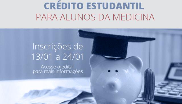 Crédito Estudantil da UCPel oferta 18 vagas para acadêmicos do curso de Medicina