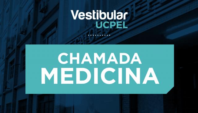 Uma nova candidata é convocada para o curso de Medicina