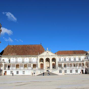 Sede da Universidade de Coimbra