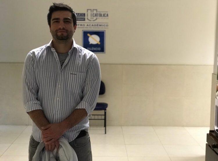 Acadêmico da University of Malta, Thomas Westacott
