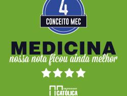 Medicina da UCPel recebe nota 4 na avaliação do MEC