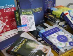 Novos livros estão disponíveis na Biblioteca da UCPel