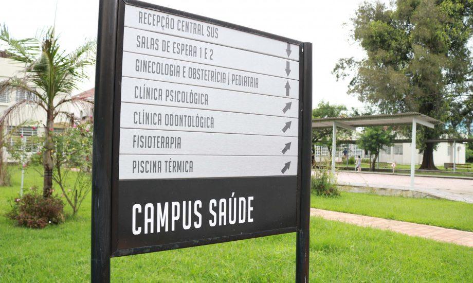 Atendimentos eletivos no Campus Saúde estão temporariamente suspensos