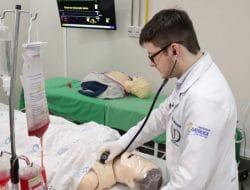 Professores da UCPel passam por treinamento de simulação realística