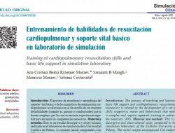 Simlab publica artigo científico na Revista Latino-americana de Simulação