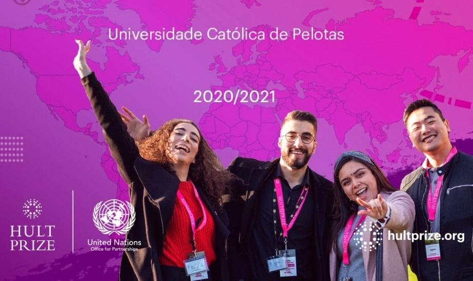UCPel integra as atividades da premiação Hult Prize