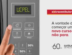 Extravestibular da UCPel recebe inscrições para ingresso em 2021