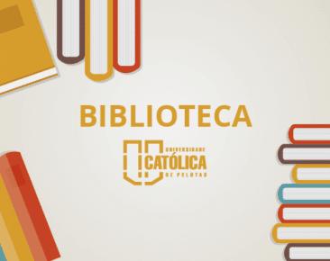Cerca de 45 novos livros chegam à Biblioteca da UCPel