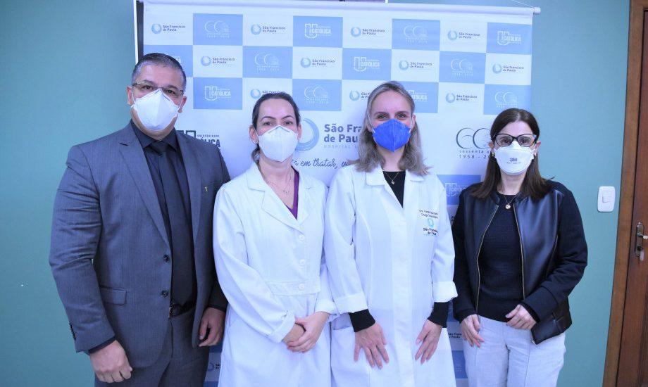 Médica Francine Machado assume o Núcleo de Ginecologia e Obstetrícia do HUSFP